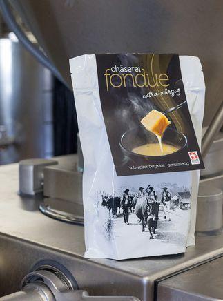 Joghurts und Fondue